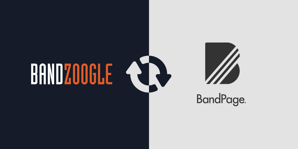 Bandzoogle is the Best Alternative to BandPage. Here's Why.