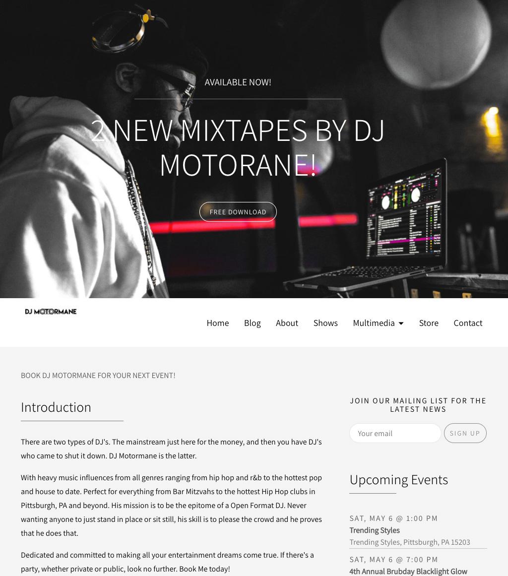 DJ Motorane