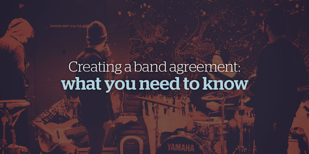 Creating a Band Agreement: What You Need to Know