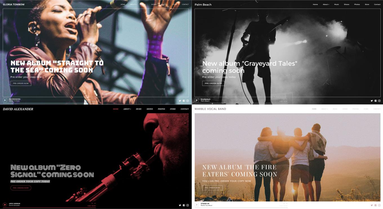 New Website Theme: Anthem