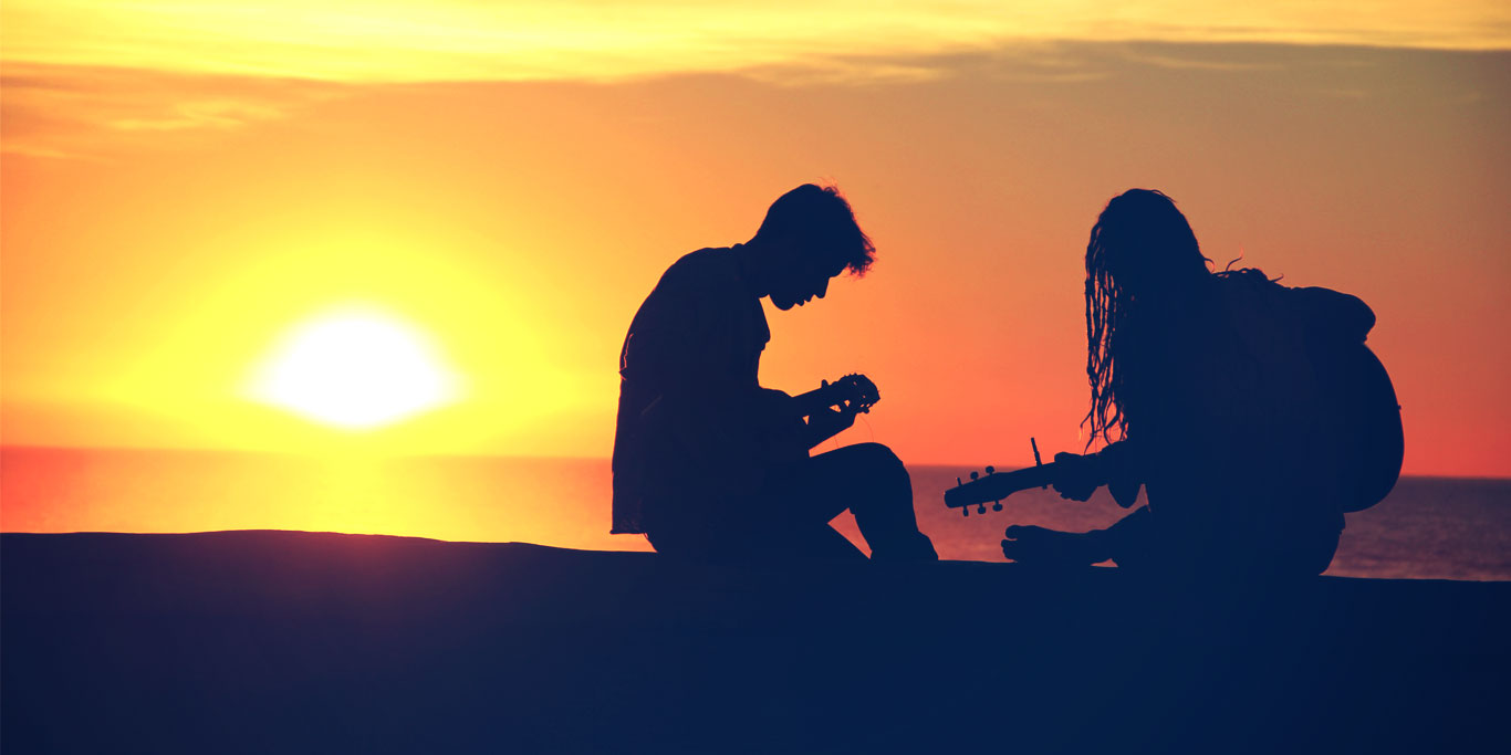 How to stay in love with the craft of songwriting