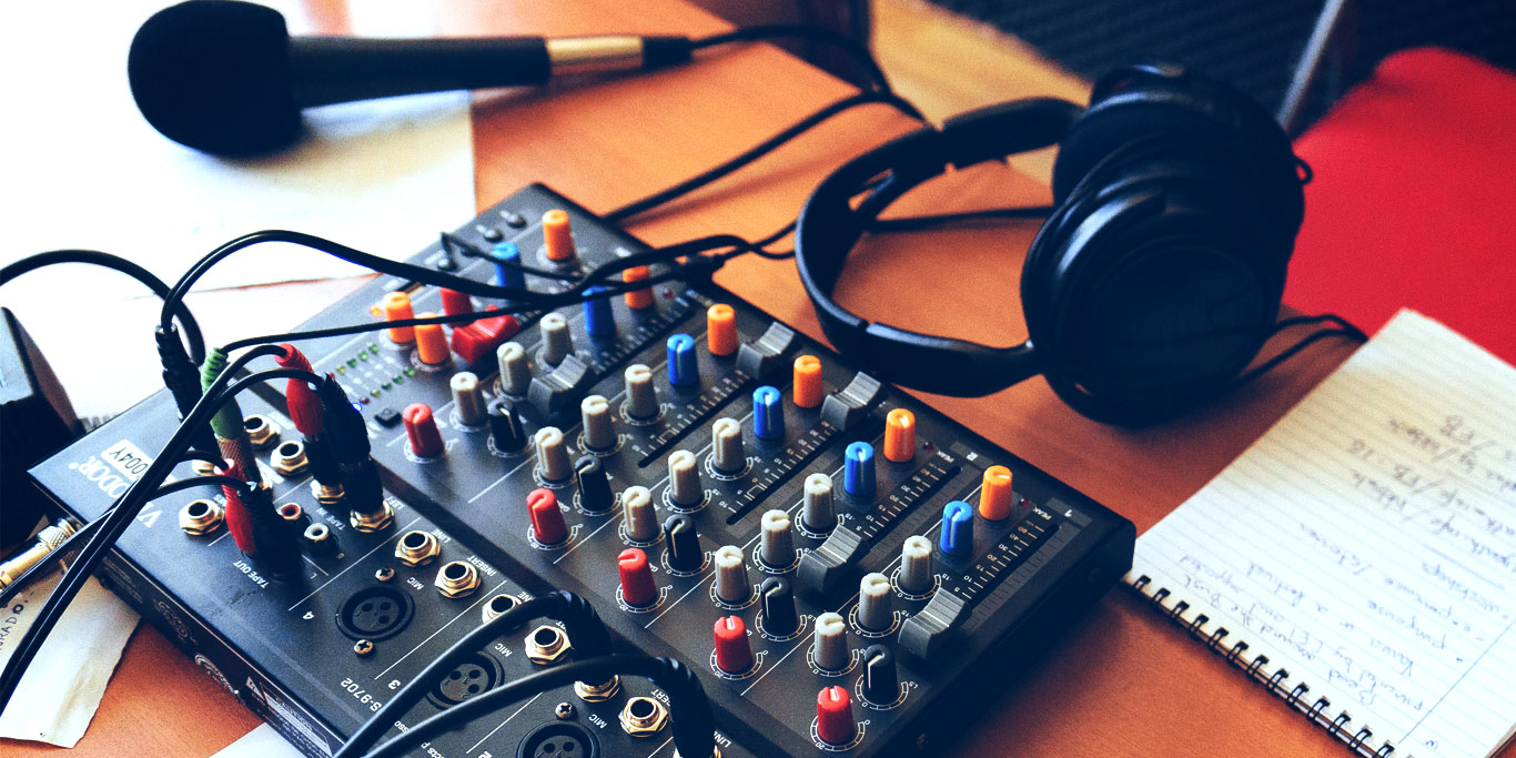 4 tips to get started with home recording