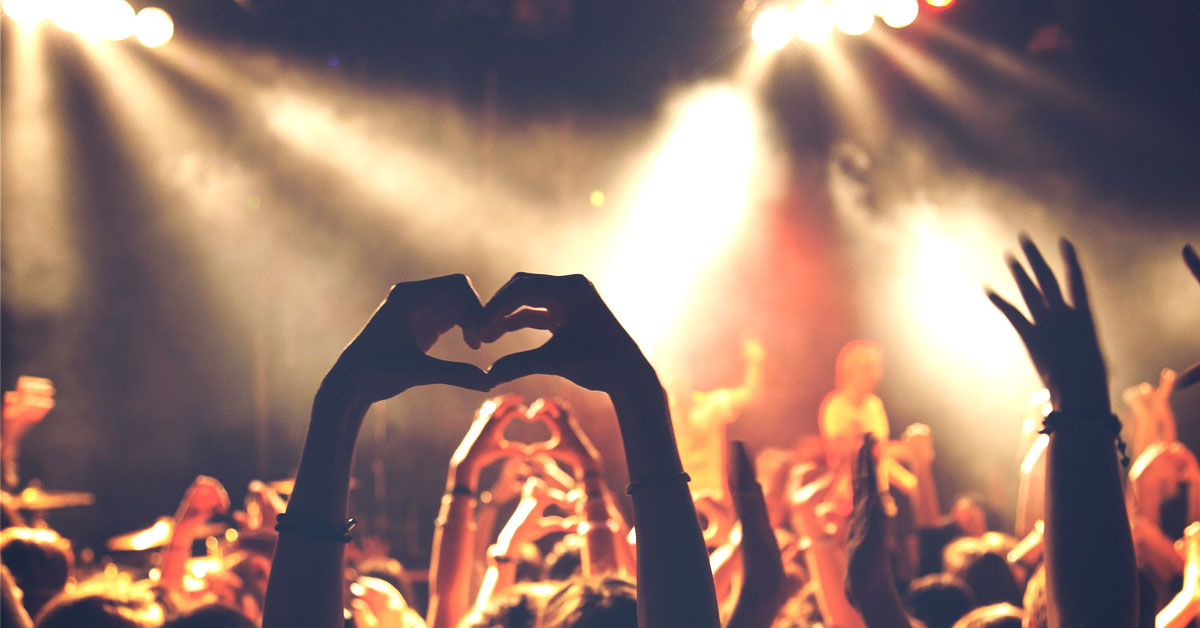 5 things to love about being an indie band