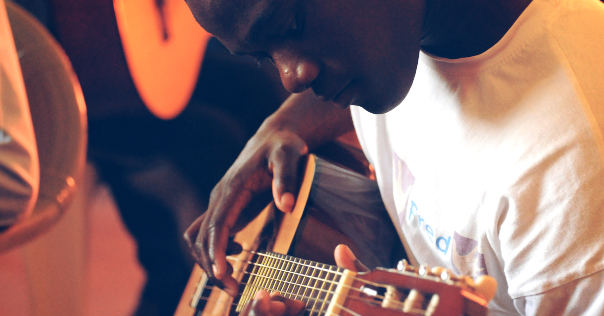 Free webinar: How musicians can start making money teaching online