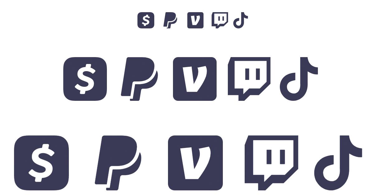 New My Sites icons