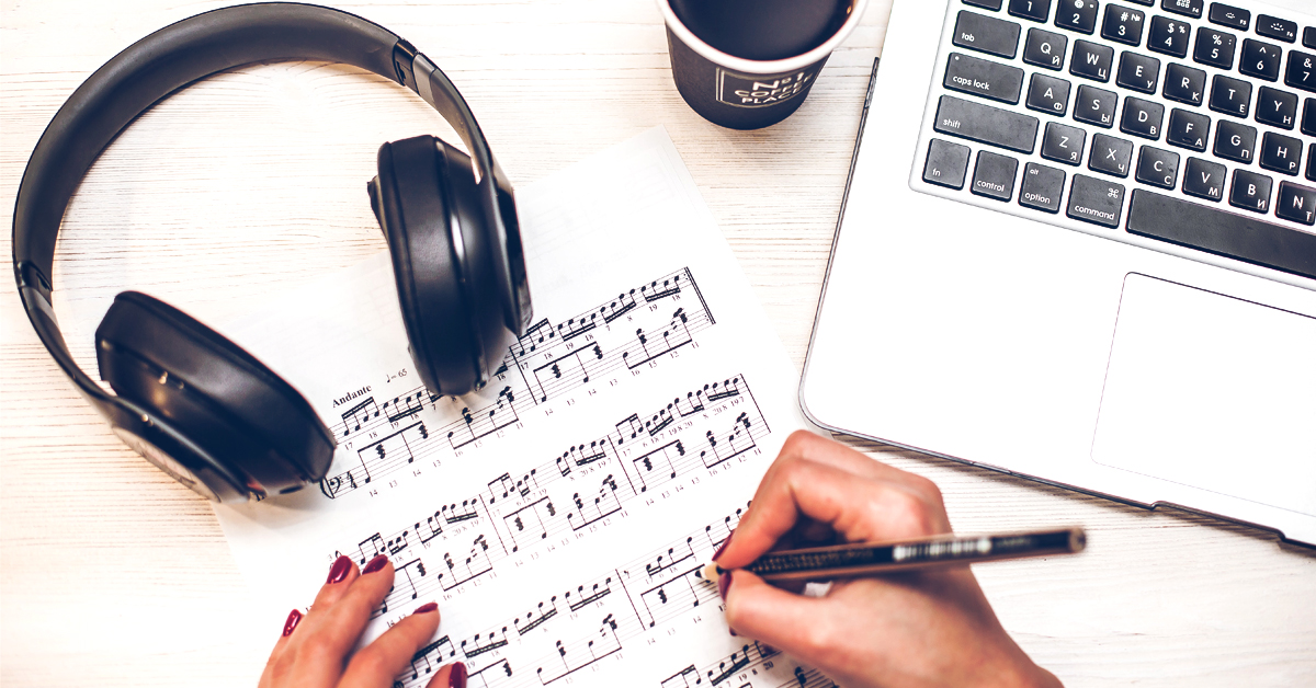Building your confidence as a songwriter