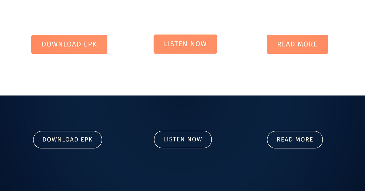 New: Add a button to your music website