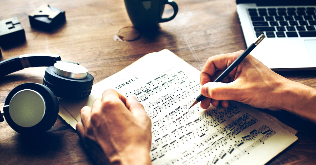 How to design a great songwriter website