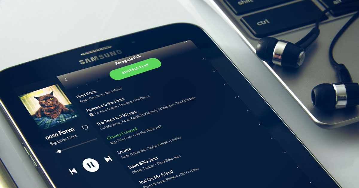 How to get your music featured on Spotify playlists