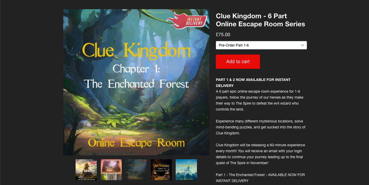 Clue Kingdom
