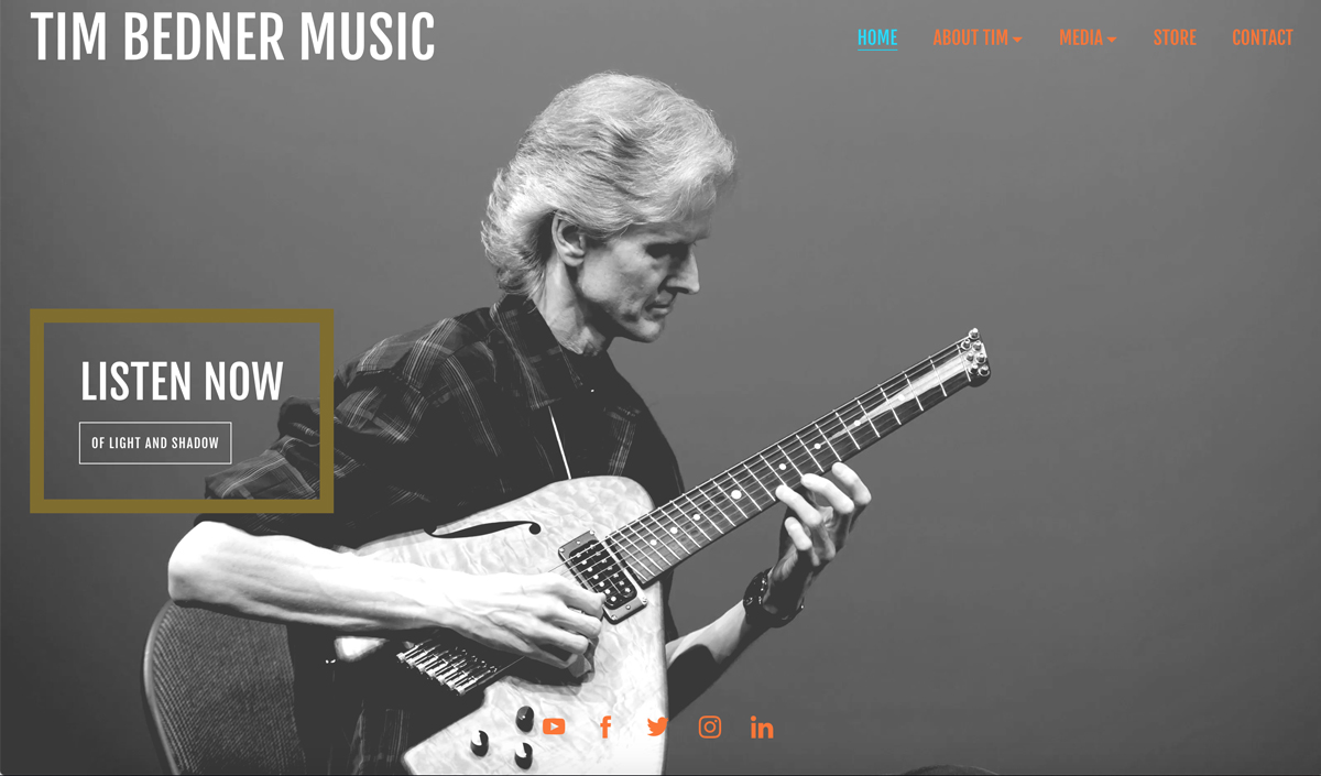 Best templates for guitarists