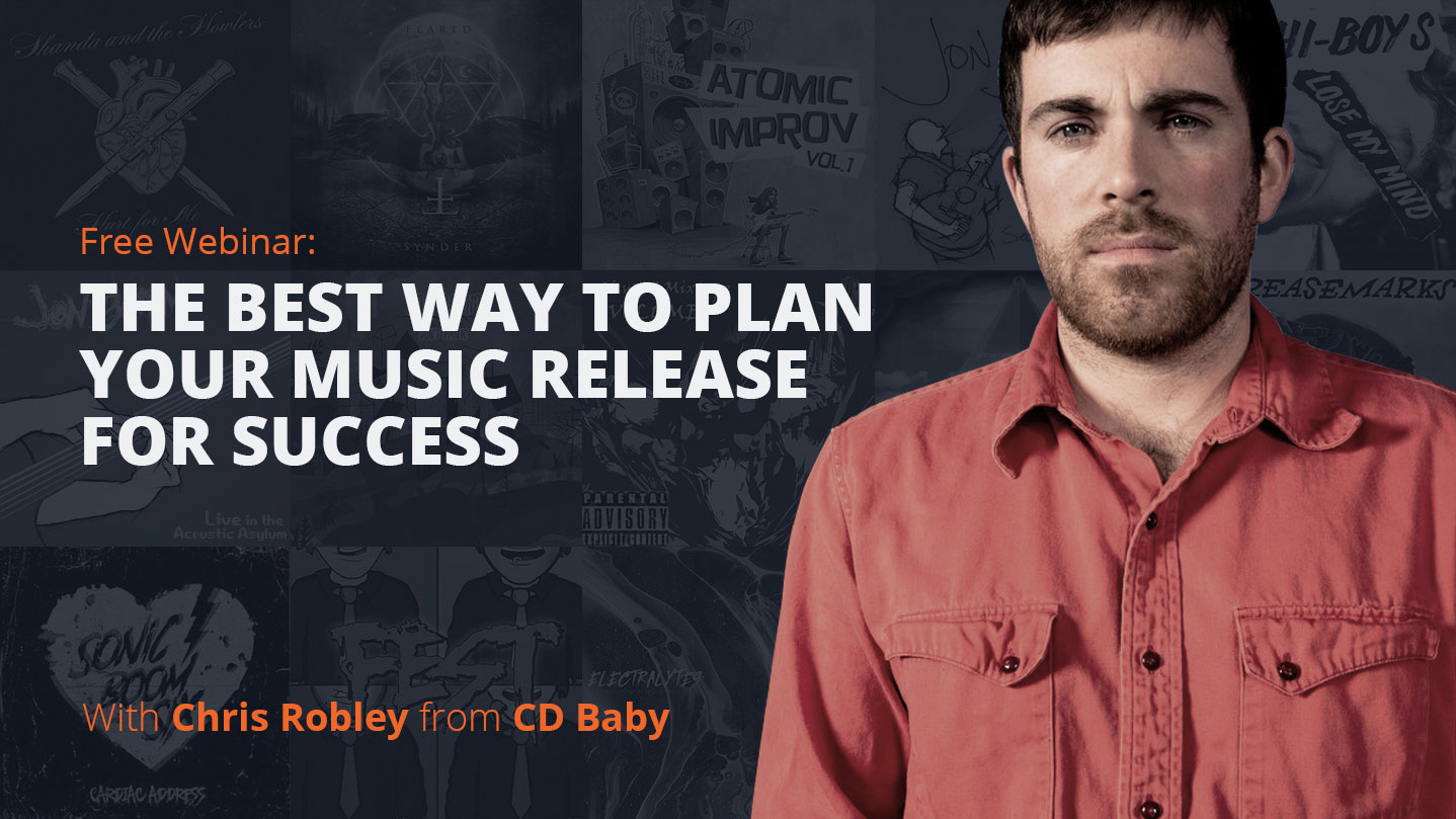 Free Webinar: The best way to plan your music release for success