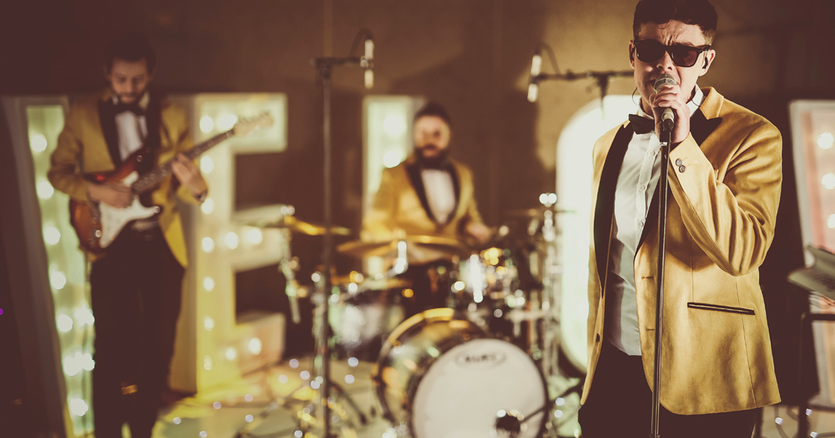 How to build a website for your cover band