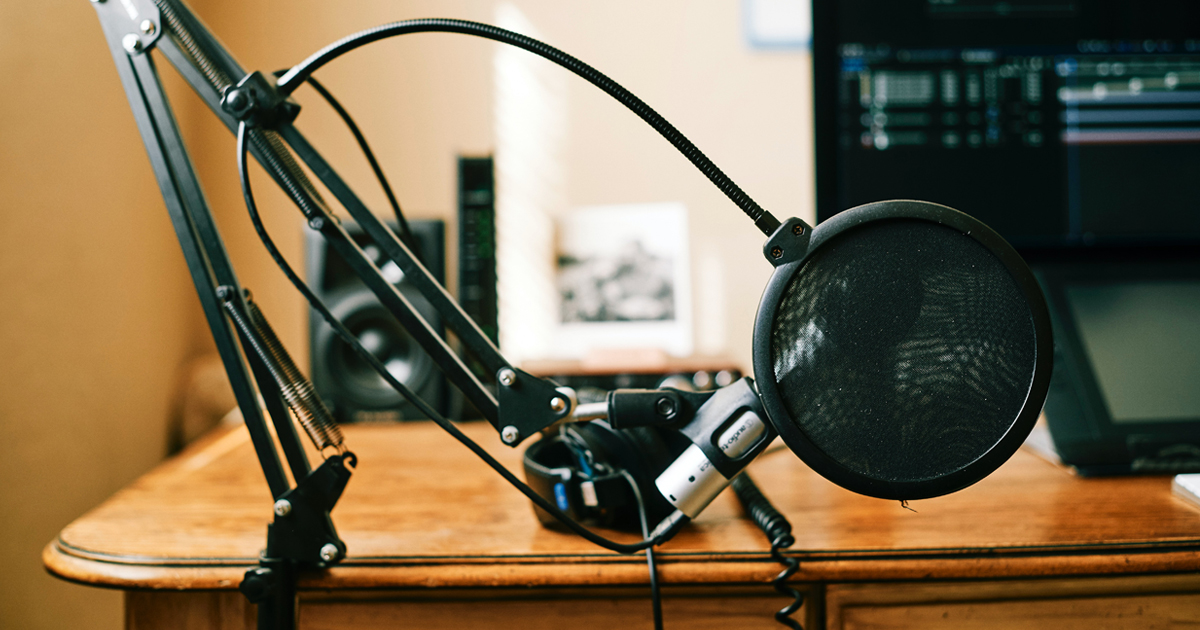 14 podcasts musicians should be listening to in 2021