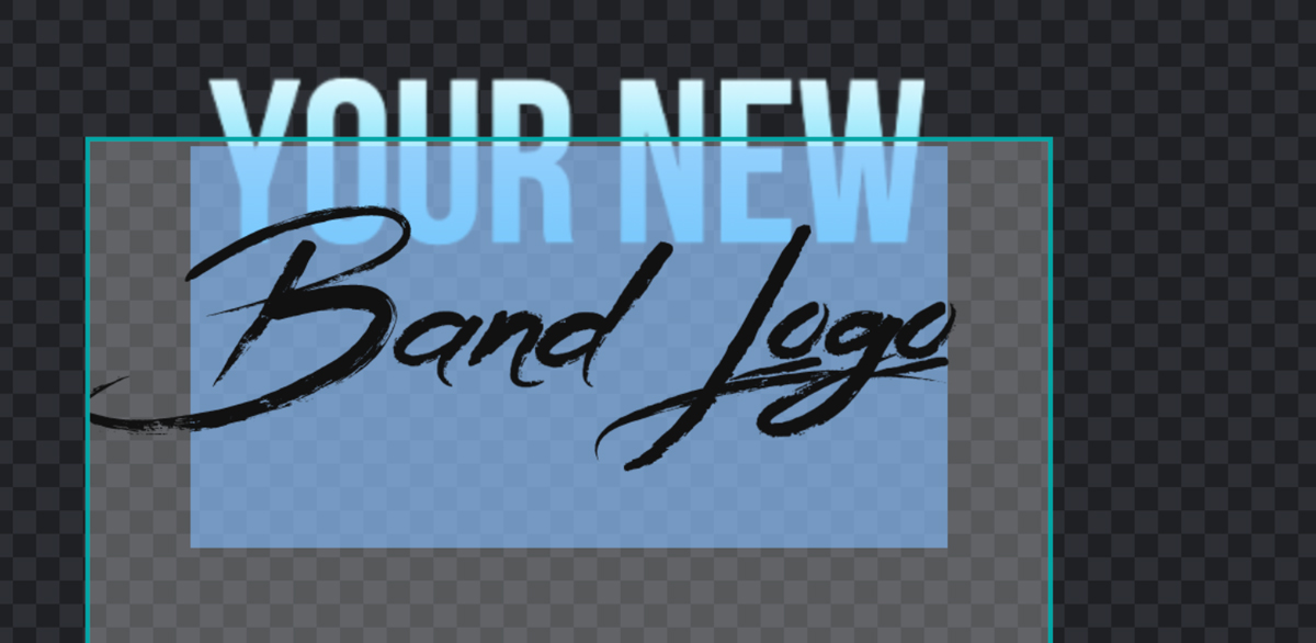 How to create a band website logo you love