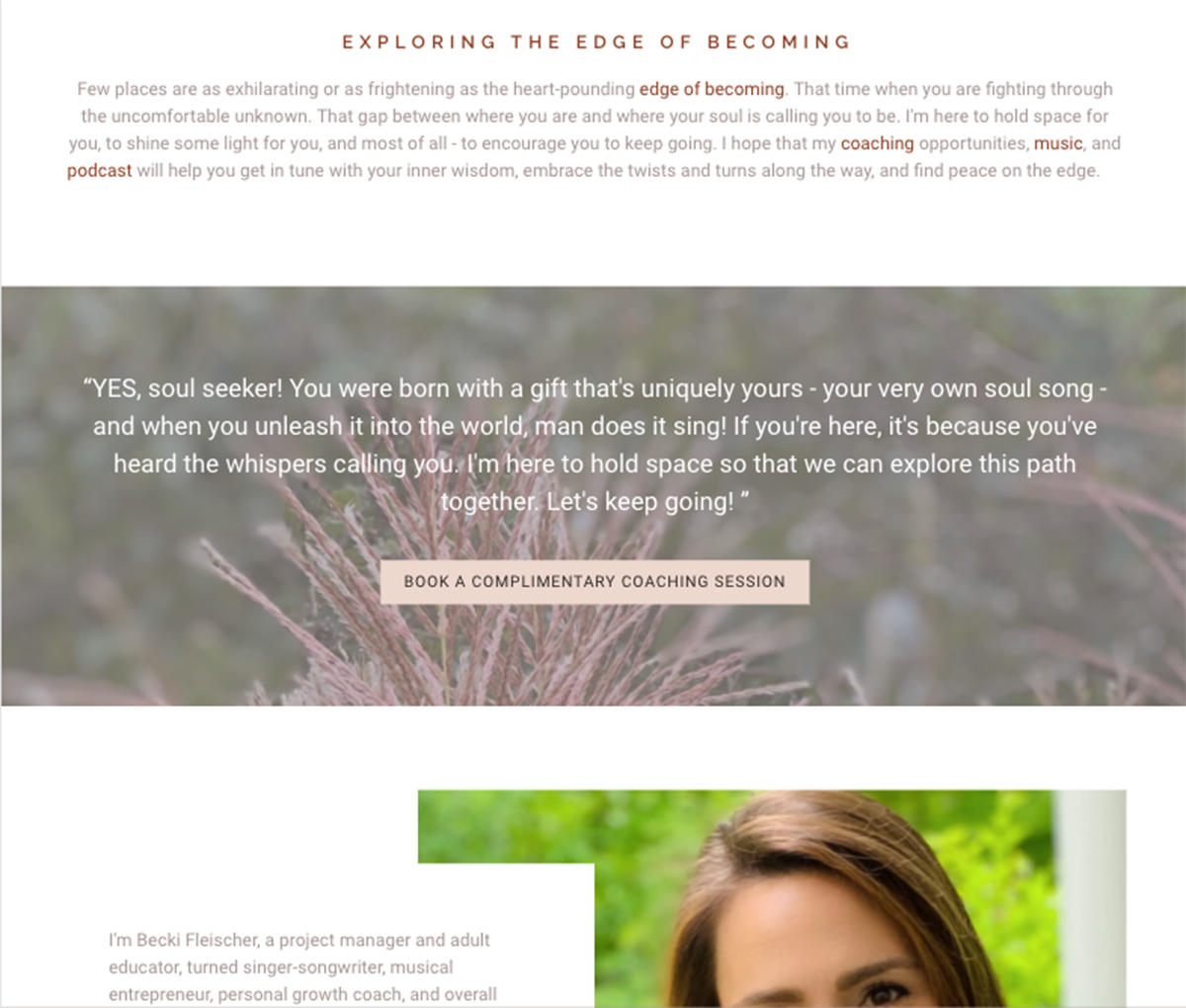 7 ways to create band website layouts you'll love - Bandzoogle Blog - Backgrounds