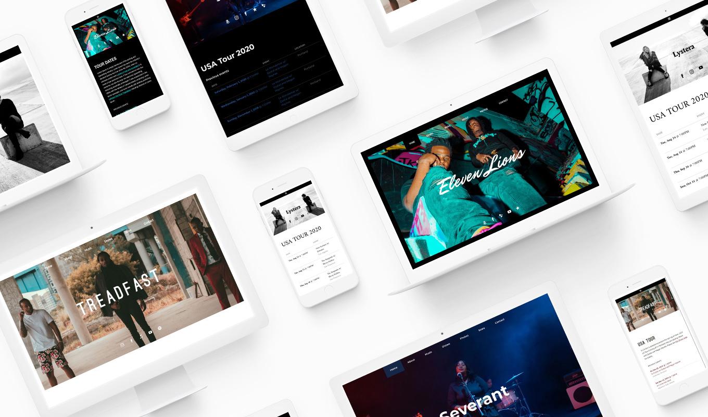 New website template: Nosi